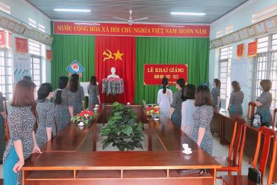 Lễ Khai giảng năm học 2021 – 2022